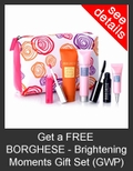 FREE BORGHESE Brightening Moments Gift Set with Purchase of BORGHESE