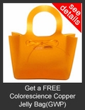 FREE Colorescience Copper Jelly Bag with Purchase of Colorescience