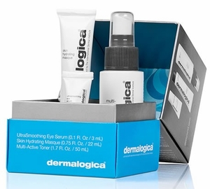 FREE Dermalogica Repair Rehydrate Renew Gift Set with Purchase of Dermalogica