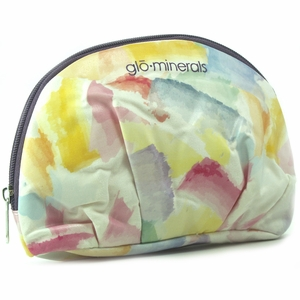 FREE GloMinerals Flowers Makeup Bag with Purchase of GloMinerals
