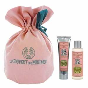 FREE Le Couvent des Minimes Rose Skincare Gift Pouch with Purchase of Le Couvent des Minimes