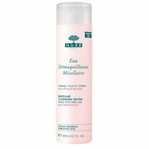 FREE Nuxe Micellar Cleansing Water with Rose Petals Full Size with Purchase of Nuxe