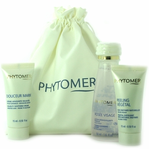 FREE Phytomer Basic Skincare Set with Purchase of Phytomer