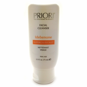FREE PRIORI Idebenone Facial Cleanser Travel Size with Purchase of PRIORI