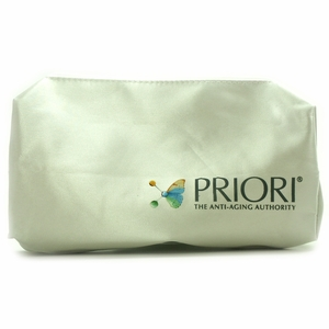 FREE PRIORI Silver Travel Bag with Purchase of PRIORI