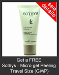 FREE Sothys Micro-gel Peeling Travel Size with Purchase of Sothys