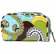 Get Fresh - Promenade Paisley Kiss and Make-Up Bag