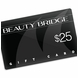 Beauty Bridge Gift Card $25