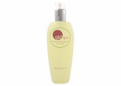 GloSpa - Hyrating Bath & Body Oil Citrus Lavender