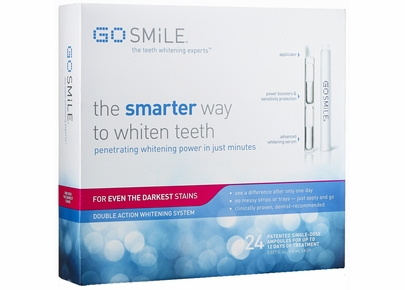 GoSMILE - Double Action Whitening System (12 Days)