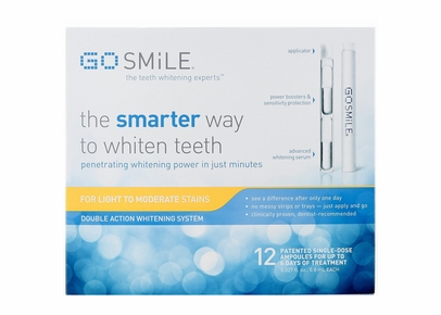 GoSMILE - Double Action Whitening System (6 Days)