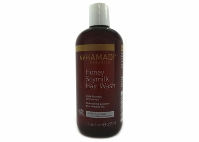Hamadi - Honey Soymilk Hair Wash (12 oz.)