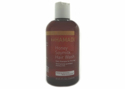 Hamadi - Honey Soymilk Hair Wash (8 oz.)