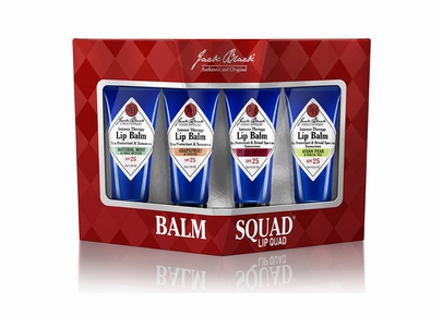 Jack Black - Balm Squad Lip Quad