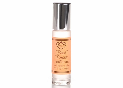 JAQUA - Peach Parfait Roll-On Perfume with Essential Oils