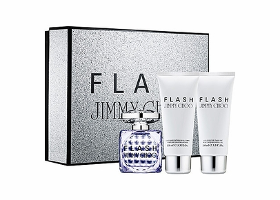 Jimmy Choo - Flash Gift Set (EDP+BL+SG)