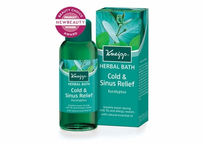 Kneipp - Cold & Sinus Relief Eucalyptus Herbal Bath (6.76 oz.)
