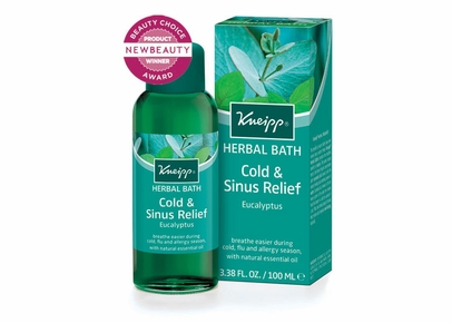 Kneipp - Cold & Sinus Relief Eucalyptus Herbal Bath (3.38 oz.)