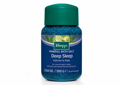 Kneipp - Deep Sleep Valerian & Hops Mineral Bath Salt (17.63 oz.)