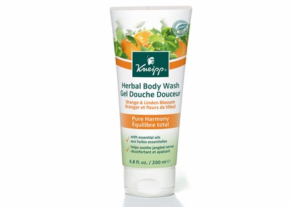 Kneipp - Orange & Linden Blossom Herbal Body Wash