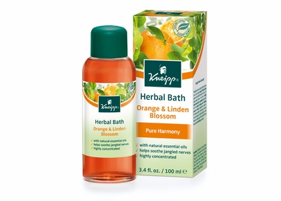 Kneipp - Pure Harmony Orange & Linden Blossom Herbal Bath (3.4 oz.)