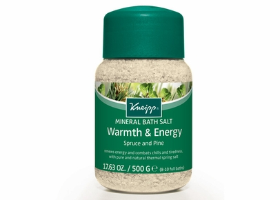 Kneipp - Warmth & Energy Spruce and Pine Mineral Bath Salt (17.63 oz.)