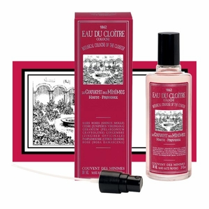 Le Couvent des Minimes Botanical Cologne of the Cloister