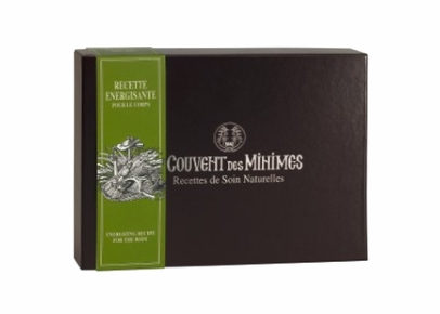 Le Couvent des Minimes - Energizing Recipe For The Body