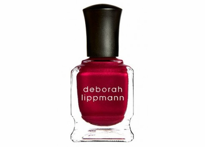 Lippmann Collection - Silk Collection Red Silk Boxers Nail Lacquer
