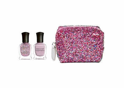 Lippmann Collection - Two of Hearts Mini Nail Duet