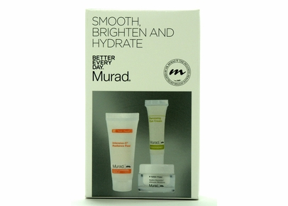 Murad - Smooth, Brighten and Hydrate Gift Set (GWP)