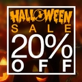 No Tricks, Just Treats - 20% Off Store Wide!
