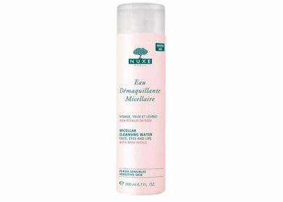 Nuxe - Micellar Cleansing Water with Rose Petals Full Size (GWP)