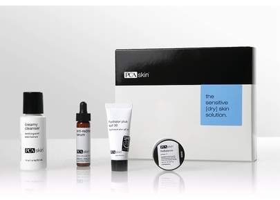 PCA Skin - Sensitive Skin Trial System (Dry)