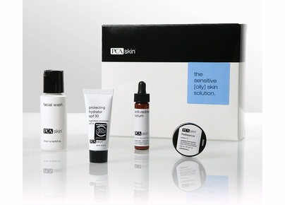 PCA Skin - Sensitive Skin Trial System (Oily)