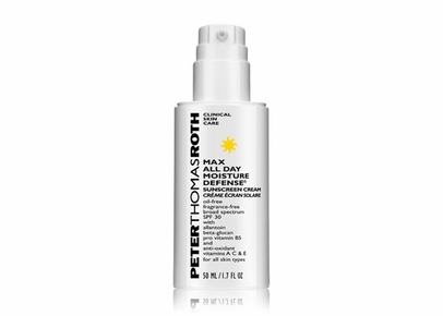 PETER THOMAS ROTH - Max All Day Moisture Defense Sunscreen Cream SPF 30