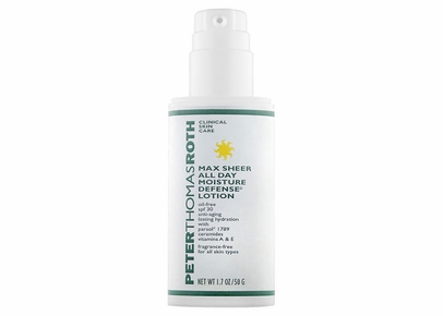 PETER THOMAS ROTH - Max Sheer All Day Moisture Defense Lotion SPF 30