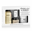 Philosophy - Cleanse, Refine and Renew Kit