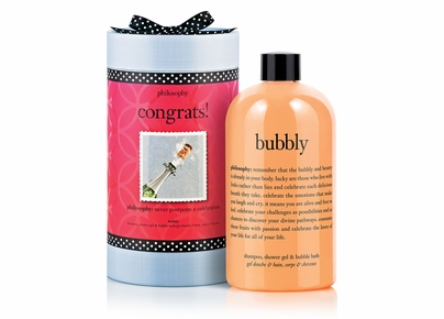 Philosophy - Congrats! Bubbly Shampoo, Shower Gel & Bubble Bath Gift Set