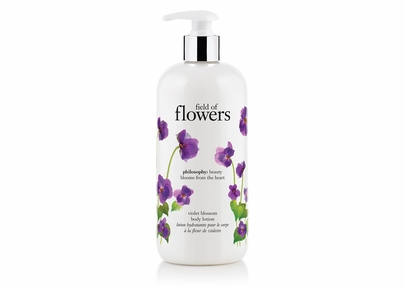 Philosophy - Field of Flowers Violet Blossom Body Lotion