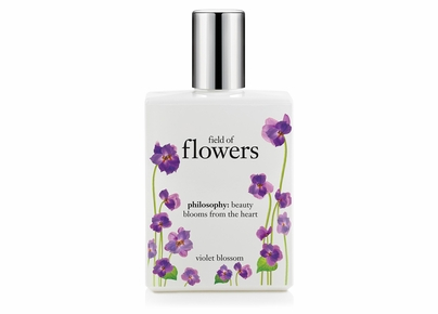 Philosophy - Field of Flowers Violet Blossom Spray Fragrance Eau de Toilette (2 oz.)