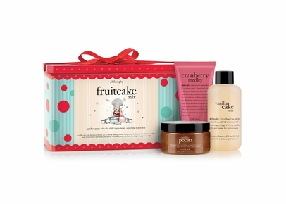 Philosophy - Fruitcake Mix Gift Set