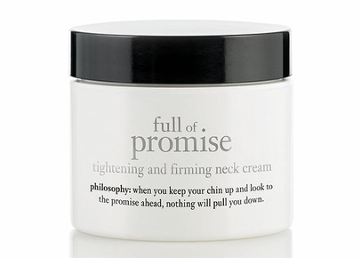 Philosophy - Full of Promise Tightening and Firming Neck Cream