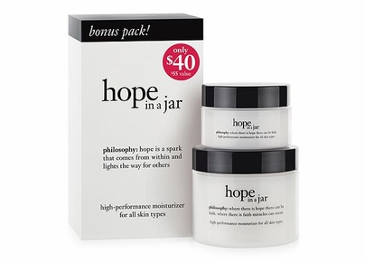 Philosophy - Hope In A Jar Bonus Pack