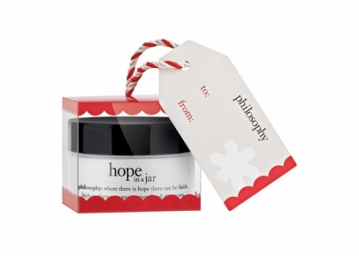 Philosophy - Hope In A Jar Moisturizer Holiday Ornament