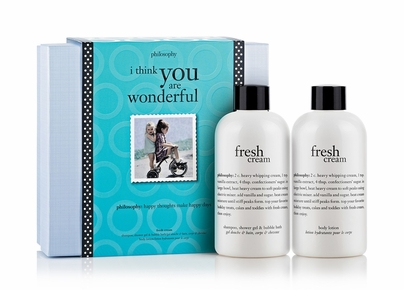 Philosophy - I Think You Are Wonderful Fresh Cream Gift Set