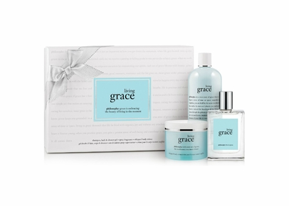 Philosophy - Living Grace Layering Gift Set
