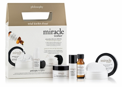 Philosophy - Miracle Worker Anti-Aging Award Winners Collection