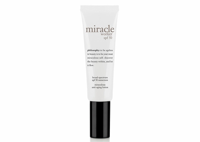 Philosophy - Miracle Worker Broad Spectrum SPF 50+ Sunscreen Miraculous Anti-Aging Lotion