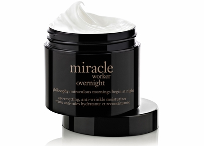 Philosophy - Miracle Worker Overnight Age-Resetting, Anti-Wrinkle Moisturizer